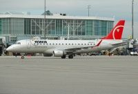 Photo: Northwest Airlink, Embraer EMB-175, N602CZ