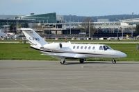 Photo: AirSprint Inc., Cessna Citation, C-FIAS