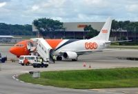 Photo: TNT, Boeing 737-400, EI-EMW