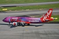Photo: Air Asia, Airbus A320, 9M-NEO