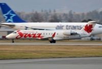 Photo: Air Canada Jazz, Canadair CRJ Regional Jet, C-FWJI