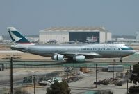 Photo: Cathay Pacific Cargo, Boeing 747-400, B-HUR