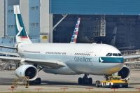 Photo: Cathay Pacific Airways, Airbus A330-300, B-LAR