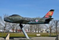 Photo: Royal Canadian Air Force, Canadair CL-13 Sabre, 23605