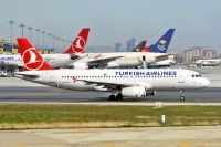 Photo: Turkish Airlines THY, Airbus A320, TC-JUE