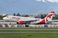 Photo: Air Canada Rouge, Airbus A319, C-GBHY