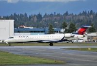 Photo: Delta Connection, Canadair CRJ Regional Jet, N607SK
