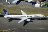 Photo: United Airlines, Boeing 757-200, N548UA