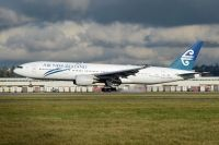Photo: Air New Zealand, Boeing 777-200, ZK-OKG
