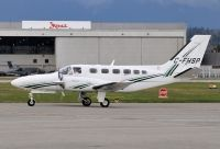 Photo: Untitled, Cessna 441 Conquest, C-FHSP