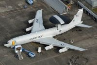 Photo: United States Air Force, Boeing E-3 Sentry, 77-0351