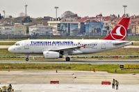 Photo: Turkish Airlines THY, Airbus A319, TC-JLP