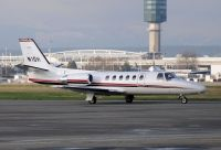 Photo: Privately owned, Cessna Citation, N1GH