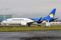 Photo: Canadian North, Boeing 737-300, C-GCNZ