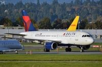 Photo: Delta Air Lines, Airbus A319, N328NB