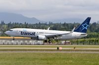 Photo: Air Transat, Boeing 737-800, C-GTQY