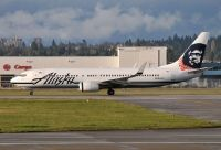 Photo: Alaska Airlines, Boeing 737-800, N594AS
