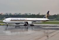 Photo: Singapore Airlines, Boeing 777-300, 9V-SYJ