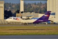 Photo: FedEx Feeder, ATR ATR 42, N901FX