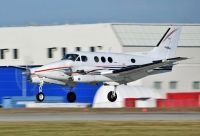 Photo: Transport Canada, Beech King Air, C-FGXJ