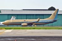 Photo: Untitled, Boeing BBJ, 9M-III