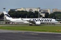 Photo: Finnair, Airbus A350, OH-LWF