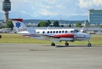 Photo: Carson Air, Beech King Air, C-FKTE