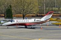 Photo: Untitled, Cessna Citation, N888TF