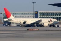 Photo: Japan Airlines - JAL, Boeing 777-200, JA701J