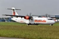 Photo: Malindo Air, ATR ATR 72, 9M-LMM
