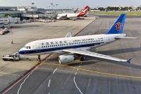Photo: China Southern Airlines, Airbus A319, B-6409