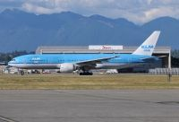 Photo: KLM Asia, Boeing 777-200, PH-BQL