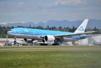 Photo: KLM - Royal Dutch Airlines, Boeing 777-200, PH-BQP