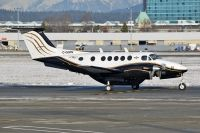 Photo: North Cariboo, Beech King Air, C-GDFN
