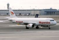 Photo: Skyservice Aviation, Airbus A320, C-FRAA