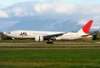Photo: Japan Airlines - JAL, Boeing 777-200, JA706J