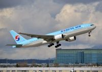 Photo: Korean Air, Boeing 777-200, HL7743