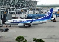 Photo: All Nippon Airways - ANA, Boeing 737-700, JA08AN