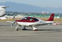 Photo: Untitled, Cirrus SR22, N443CP
