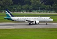 Photo: SilkAir, Airbus A320, 9V-SLL