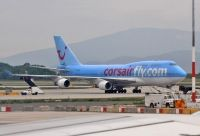 Photo: Corsair, Boeing 747-400, F-HLOV