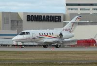 Photo: Untitled, Raytheon Hawker 850XP, C-GCGT