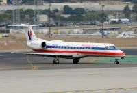 Photo: American Eagle, Embraer EMB-140, N852AE