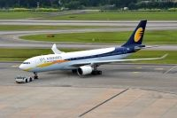 Photo: Jet Airways, Airbus A330-200, VT-JWH