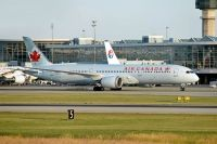 Photo: Air Canada, Boeing 787, C-FGFZ