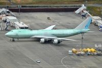 Photo: Korean Air Cargo, Boeing 747-800, HL7639