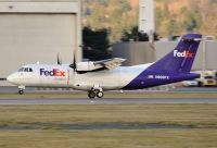 Photo: FedEx Feeder, ATR ATR 42, N900FX