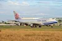 Photo: China Airlines, Boeing 747-400, B-18207