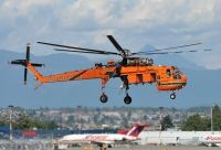 Photo: Erickson Air-Crane, Sikorsky S-64, N172AC