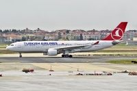 Photo: Turkish Airlines THY, Airbus A330-200, TC-JIY